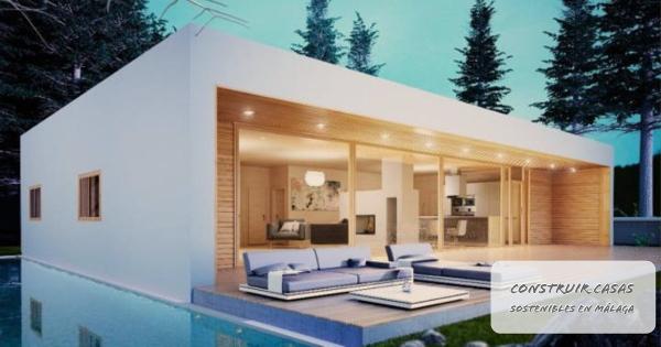 Construir casas sostenibles en Málaga