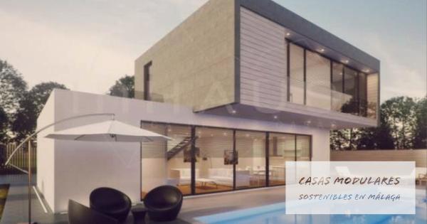 Casas modulares sostenibles en Malaga