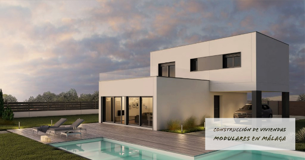 Construccion de viviendas modulares en Malaga